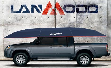 كيف تقوم مظلة Lanmodo للسيارات بحماية سيارتك في فصل الشتاء؟