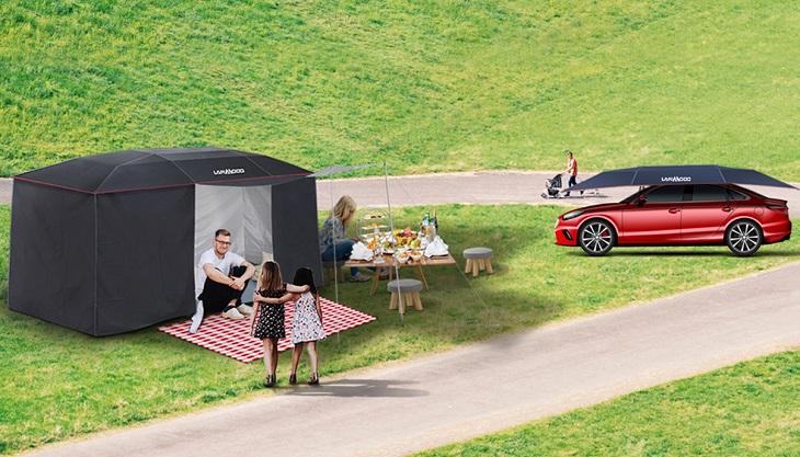 مظلة Lanmodo للسيارات