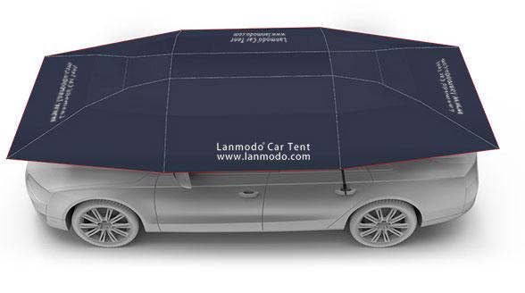خيمة السيارات Lanmodo Pro النصف أوتوماتيكية المناسبة لجميع الفصول