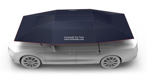 خيمة  السيارة Lanmodo الشبه اوتوماتيكية  والمتنقلة